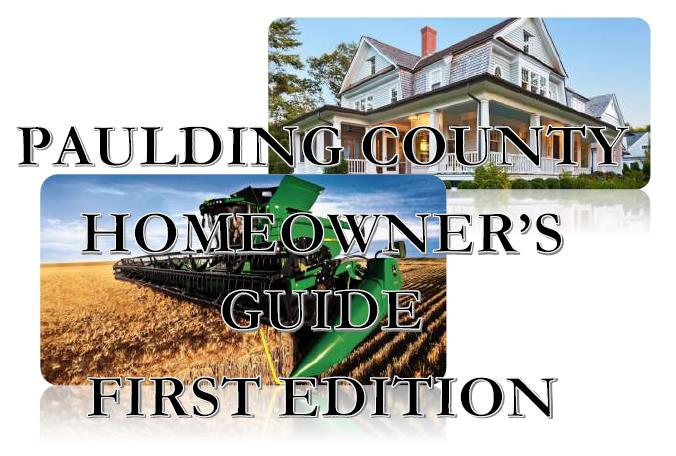 Pauling County Homeowner's Guide First Edition flyer