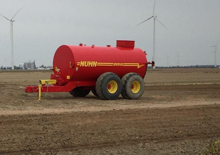 manure tank