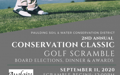 Conservation Classic Golf Scramble and Annual Banquet