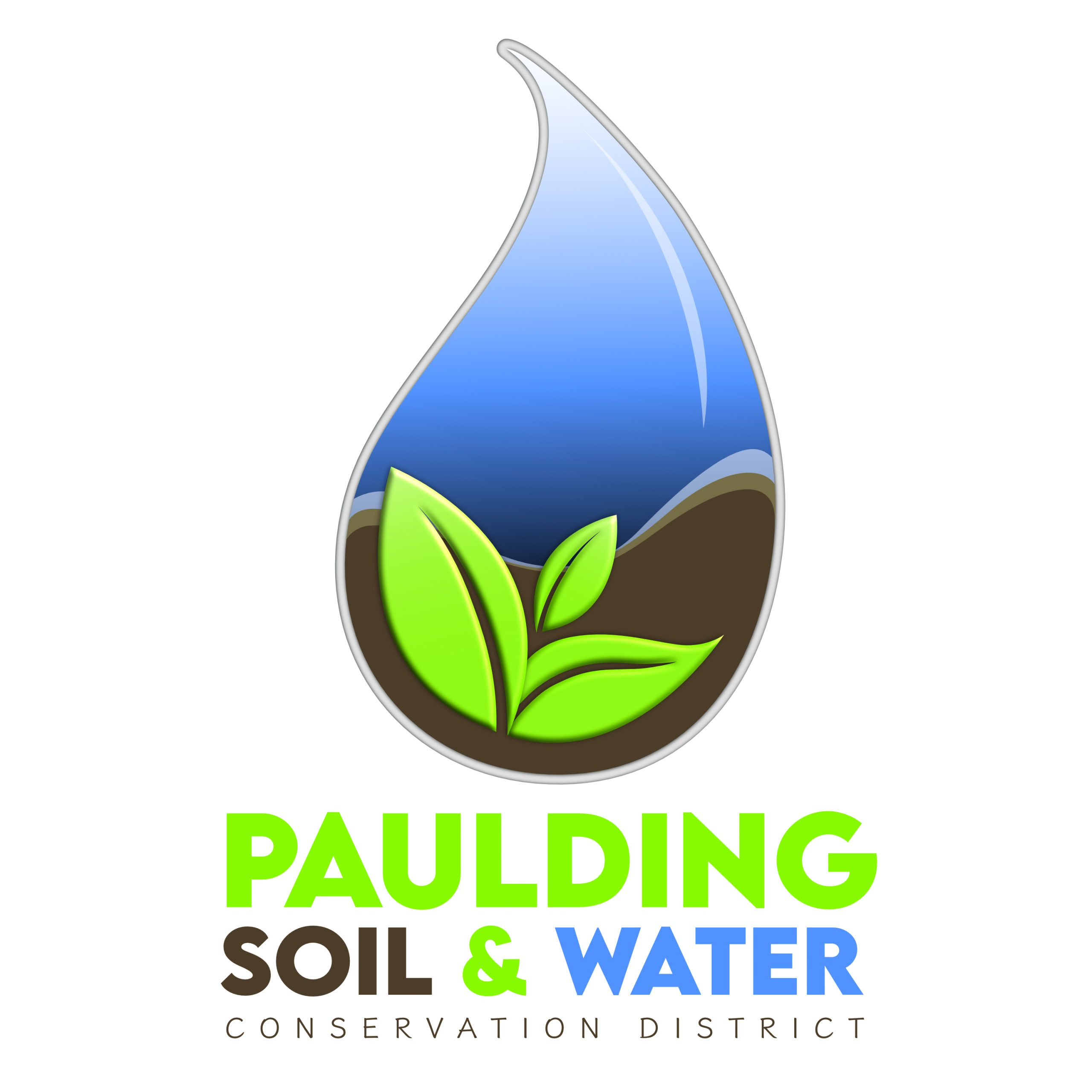 Paulding Soil and Water Conservation District logo